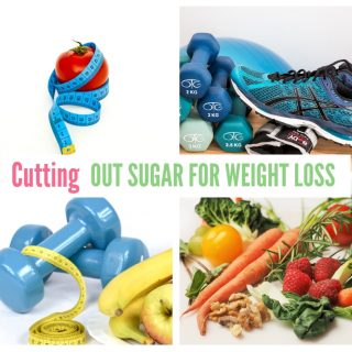 Cutting out sugar for weight loss