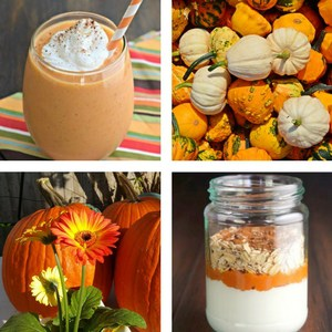 Fabulous Fall Pumpkin Recipes