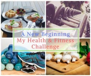 New Beginnings My health and fitness challenge