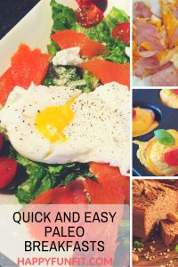 Quick and Easy Paleo Breakfasts