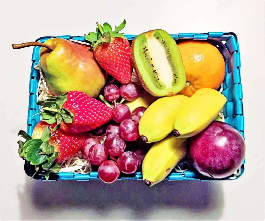 Fruit Gift Baskets are always great to give.