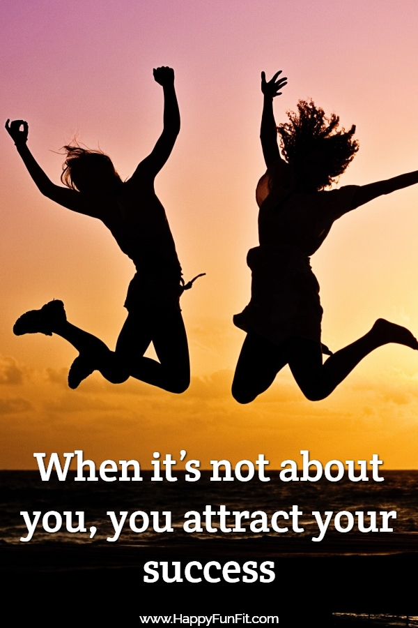 Make the goal all about your Why and not about your What, When it's not about you, you attract your success #success #fitnessgoals #healthgoals