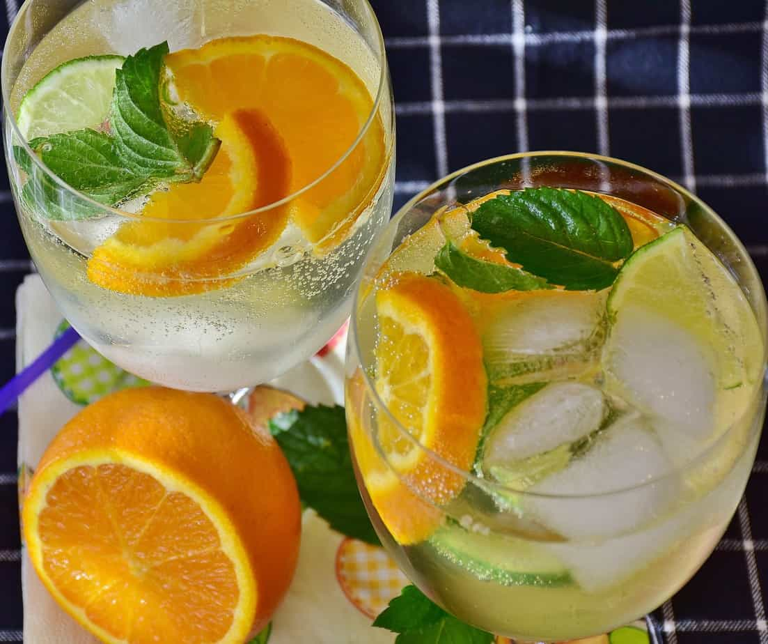 Fruit Infused Water Recipes And Their Benefits Here