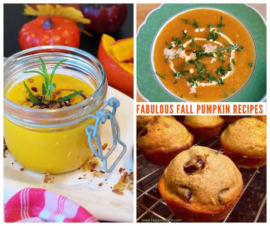 Fabulous Fall Pumpkin Recipes